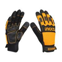 Работни ръкавици INGCO HGMG02, XL
