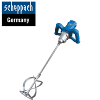 Електрическа баркалка за строителни разтвори Scheppach PM1600, 1600 W, 140 мм