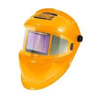 Автоматичен фотосоларен шлем за заваряване INGCO AHM006, DIN 5-13, 100х67 мм
