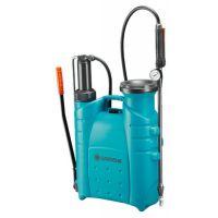 Пръскачка гръбна с манометър 12 литра Comfort Gardena 885-20 /лява и дясна/