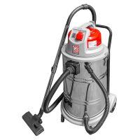Прахосмукачка за сухо и мокро почистване Holzmann NTS60L, 1400 W, 18 kPa, 60 л, с 3 дюзи