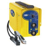 Инверторен електрожен GYS Gysmi 200P /200A/ куфар