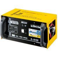 Автоматично зарядно устройство с микропроцесор и електронен контрол за акумулатор Deca FL 3713D / 6/12/24 V, 30 - 450 Ah /