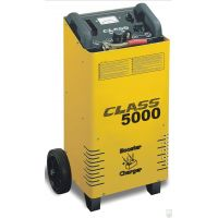 Зарядно - стaртерно устройство Deca CLASS 5000 / 2.3-11KW , 12/24 V , 35-800 Ah /