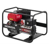 Трифазен бензинов генератор Honda ECT7000K1  /5.6 KW/