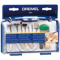 Комплект за почистване / полиране DREMEL 684 /20 части/