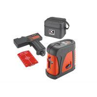 Линеен лазерен нивелир KAPRO 894 Prolaser® Visi-Cross /к-т с детектор/