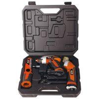 Комплект акумулаторни инструменти Premium CT010305 /3.6 V , 1.3 Ah , ножица / отвертка / лампа/