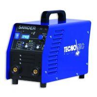 Инверторен заваръчен апарат TECNOMEC SANDER 140 DIGI, 140A,230V,1.6-3,2 мм