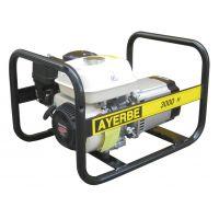 Монофазен бензинов генератор AYERBE 3000 Н MN / 2kW, разход 1,1 л/ч. /