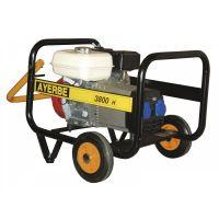 Монофазен бензинов генератор AYERBE 3800 Н MN / 3kW, разход 1,1 л/ч. /