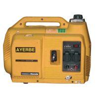 Инверторен монофазен бензинов генератор с шумозаглушителен кожух AYERBE 2000 INS