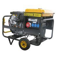 Трифазен бензинов генератор AYERBE 20000 V TX /ел.старт/