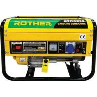 Генератор бензинов монофазен RTR Rother 3500 /2700W/
