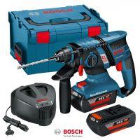 Акумулаторен перфоратор Bosch GBH 36 V-EC Compact /куфар L-Boxx, 2 Батерии 2,0 Ah/