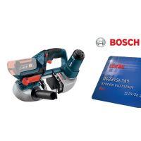 Акумулаторен лентов трион Bosch GCB 18 V-Li SOLO ProMix 18V / без батерия и зарядно/