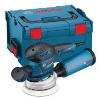 Eксцентършлайф мaшина Bosch GEX 125-150 AVE / 400 W , Ø 125/150 mm / куфар L-Boxx