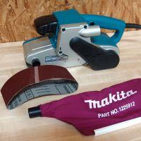 Електрически лентов шлайф Makita 9903 / 1010 W , 533x76 mm /