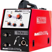 Многофункционален заваръчен апарат телоподаващ Solter MULTIMIG 1700MP ММА, ТИГ, МИГ/МАГ