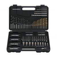 Комплект от 109 /свредла и накрайници/ части BLACK & DECKER A7200