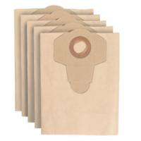 Хартиени филтърни торби за прахосмукачки Einhell, 5 броя, 30 л