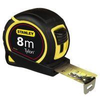 Ролетка противоударна STANLEY Black&Decker Tylon  / 8 метра /