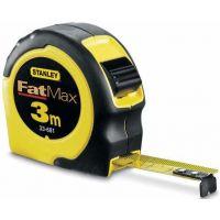 Ролетка противоударна STANLEY Black&Decker FatMax / 3 метра /