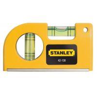 Нивелир магнитен джобен Stanley Black and Decker /80мм./