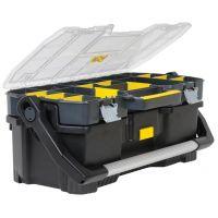 Куфар за инструменти пластмасов STANLEY Black&Decker /556х257х287 мм /