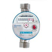 Водомер за студена вода ETK ZENNER /1/2'', 3 m3/h
