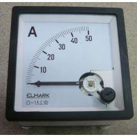 Амперметър ELMARK DC МЕПБ /0-50А/