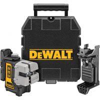 Нивелир лазерен линеен DeWALT DW089K / 15 m /
