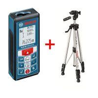 Ролетка лазерна противоударна Bosch GLM 80  + Статив BT 150