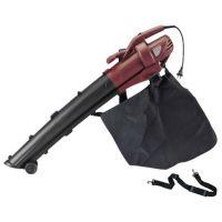 Електрически листосъбирач Raider RD-EBV01 / 2500W / регулиране на обороти