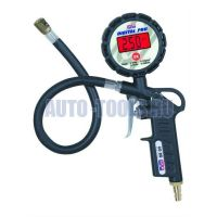 Пистолет за помпане с цифров манометър GAV 60 DD / 12 bar /