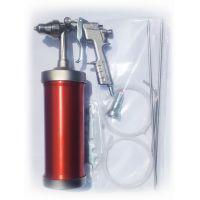 Професионален пистолет за защитно покритие и шумоизолация BAMAX / 5-8 bar /