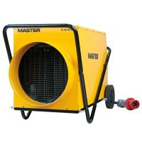 Електрически калорифер с вентилатор Master B 30 EPR /трифазен, 30 kw/