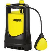 Потопяема помпа за мръсна вода KARCHER SDP 9500 / 450 W , воден стълб 6 м /