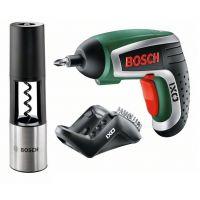 Акумулаторна отвертка Bosch IXO IV 3,6V + Тирбушон