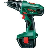 Акумулаторен винтоверт Bosch PSR 12-2 - 12V, 2 скорости, 2 батерии, куфар