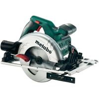 Ръчен циркуляр Metabo KS 55 FS / 1200 W , Ø 160 mm /