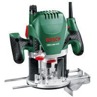 Оберфреза Bosch POF 1400 ACE /1400W, константна електроника, куфар/
