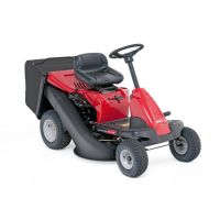 Трактор косачка MTD SMART MINIRIDER 60 RDE / 3.3 kW , 60 cm /