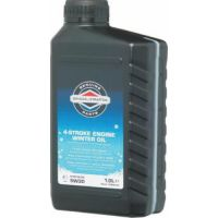 Зимно масло за четиритактови двигатели Briggs and Stratton /1 литър/