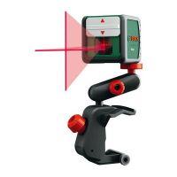 Лазерен нивелир линеен Bosch QUIGO II / 5-7 m , Точност    ± 0,8 mm/m /