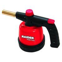 Горелка за патрон RAIDER RD-BT02 /190g., 1900 W с пиезо,    без газов патрон/
