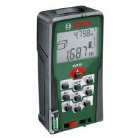 Лазерна ролетка противоударна Bosch PLR 50 / до 50 м /