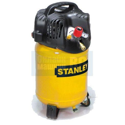 Безмаслен електрически компресор STANLEY D200/10/24V /24л./