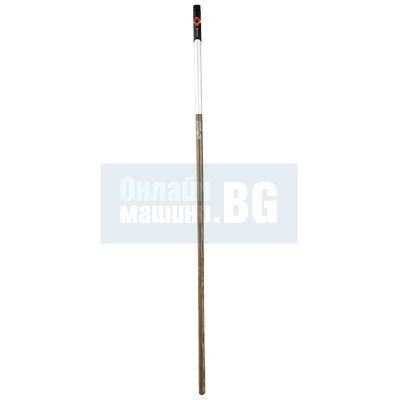 Дървена дръжка GARDENA combisystem FSC 100% /130 см. обща дължина/
