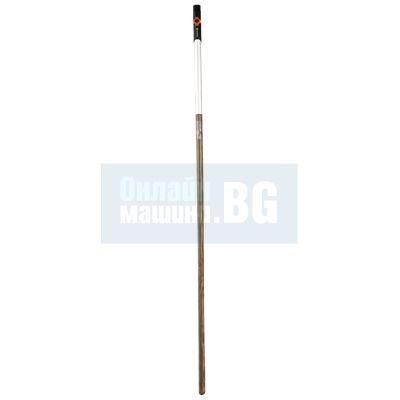 Дървена дръжка GARDENA combisystem FSC 100% /150 см. обща дължина/